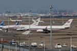 やつはしさんが、羽田空港で撮影したロシア連邦保安庁 Il-96-400VPUの航空フォト(写真)