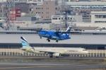 Billyさんが、福岡空港で撮影した天草エアライン ATR-42-600の航空フォト(写真)