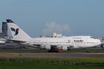 banshee02さんが、成田国際空港で撮影したイラン航空 747SP-86の航空フォト(写真)