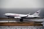 kamerajiijiさんが、羽田空港で撮影したロシア航空 Il-96-300の航空フォト(写真)
