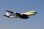 X8618さんが、成田国際空港で撮影した日本貨物航空 747-4KZF/SCDの航空フォト(写真)