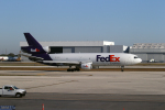 Kinyaさんが、マイアミ国際空港で撮影したフェデックス・エクスプレス MD-10-10Fの航空フォト(写真)