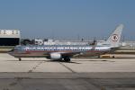 Kinyaさんが、マイアミ国際空港で撮影したアメリカン航空 737-823の航空フォト(写真)