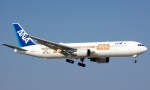 ☆A♡K STAR ALLIANCE☆さんが、鹿児島空港で撮影した全日空 767-381/ERの航空フォト(写真)