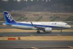 セブンさんが、成田国際空港で撮影した全日空 A320-271Nの航空フォト(写真)