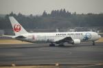 セブンさんが、成田国際空港で撮影した日本航空 767-346/ERの航空フォト(写真)