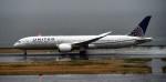kamerajiijiさんが、羽田空港で撮影したユナイテッド航空 787-9の航空フォト(写真)