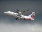 MiyaYuniさんが、鹿児島空港で撮影した日本エアコミューター ATR-42-600の航空フォト(写真)