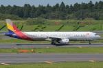 K.787.Nさんが、成田国際空港で撮影したアシアナ航空 A321-231の航空フォト(写真)