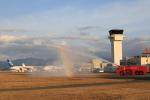 SKY KOCHIさんが、高知空港で撮影した全日空 767-381/ERの航空フォト(写真)