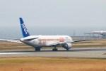ガス屋のヨッシーさんが、関西国際空港で撮影した全日空 767-381/ERの航空フォト(写真)