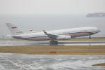 tomoMTさんが、羽田空港で撮影したロシア連邦保安庁 Il-96-400VPUの航空フォト(写真)