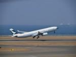 Cayenneさんが、中部国際空港で撮影したキャセイパシフィック航空 A330-343Xの航空フォト(写真)