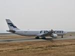 jjieさんが、関西国際空港で撮影したフィンエアー A330-302Xの航空フォト(写真)