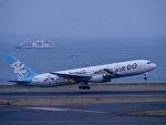 jjieさんが、羽田空港で撮影したAIR DO 767-381の航空フォト(写真)