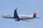 CB20さんが、関西国際空港で撮影した日本航空 737-846の航空フォト(写真)