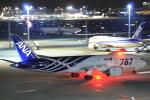 スターアライアンスKMJ H・Rさんが、羽田空港で撮影した全日空 787-881の航空フォト(写真)