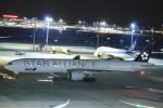 スターアライアンスKMJ H・Rさんが、羽田空港で撮影した全日空 777-381/ERの航空フォト(写真)