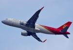 CB20さんが、関西国際空港で撮影した深圳航空 A320-214の航空フォト(写真)