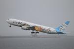 スターアライアンスKMJ H・Rさんが、羽田空港で撮影したAIR DO 767-381の航空フォト(写真)