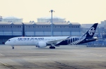 CB20さんが、関西国際空港で撮影したニュージーランド航空 787-9の航空フォト(写真)
