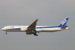 スターアライアンスKMJ H・Rさんが、成田国際空港で撮影した全日空 777-381/ERの航空フォト(写真)