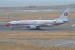 amagoさんが、関西国際空港で撮影した中国東方航空 737-89Pの航空フォト(写真)