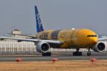 simokさんが、伊丹空港で撮影した全日空 777-281/ERの航空フォト(写真)