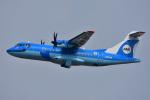 simokさんが、伊丹空港で撮影した天草エアライン ATR-42-600の航空フォト(写真)