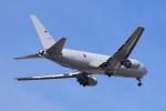 hideohさんが、名古屋飛行場で撮影した航空自衛隊 767-2FK/ERの航空フォト(写真)