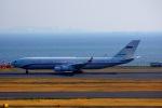 KAZKAZさんが、羽田空港で撮影したロシア連邦保安庁 Il-96-400VPUの航空フォト(写真)