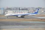 ハヤテさんが、福岡空港で撮影した全日空 777-381の航空フォト(写真)