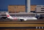 KAZKAZさんが、羽田空港で撮影した日本航空 767-346/ERの航空フォト(写真)