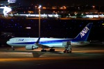 KAZKAZさんが、羽田空港で撮影した全日空 767-381/ERの航空フォト(写真)