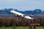 まいけるさんが、ミュンヘン・フランツヨーゼフシュトラウス空港で撮影したルフトハンザドイツ航空 A321-131の航空フォト(写真)