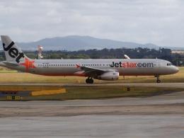 ken1☆MYJさんが、メルボルン空港で撮影したジェットスター A321-231の航空フォト(写真)