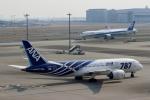 ハピネスさんが、羽田空港で撮影した全日空 787-881の航空フォト(写真)