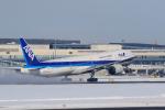 noriphotoさんが、新千歳空港で撮影した全日空 777-381の航空フォト(写真)