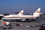 トロピカルさんが、羽田空港で撮影した日本航空 DC-10-40Dの航空フォト(写真)