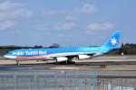 トロピカルさんが、成田国際空港で撮影したエア・タヒチ・ヌイ A340-313Xの航空フォト(写真)