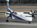 MiyaYuniさんが、鹿児島空港で撮影したエアーニッポンネットワーク DHC-8-402Q Dash 8の航空フォト(写真)