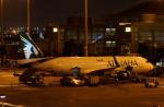 KAZKAZさんが、ドーハ・ハマド国際空港で撮影したアル・マハ・エアウェイズ A320-214の航空フォト(写真)