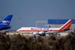 KAZKAZさんが、ヘイダル・アリエフ国際空港で撮影したカリッタ エア 747-446(BCF)の航空フォト(写真)