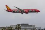LAX Spotterさんが、ロサンゼルス国際空港で撮影した海南航空 787-9の航空フォト(写真)