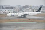 ハヤテさんが、福岡空港で撮影した全日空 777-281の航空フォト(写真)