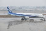 ハヤテさんが、福岡空港で撮影した全日空 777-281/ERの航空フォト(写真)