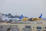 臨時特急7032Mさんが、福岡空港で撮影した全日空 777-281/ERの航空フォト(写真)