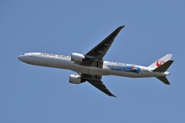sonnyさんが、羽田空港で撮影した日本航空 777-346/ERの航空フォト(写真)