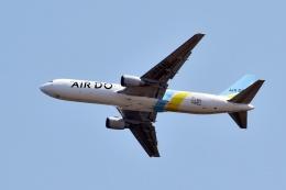 sonnyさんが、羽田空港で撮影したAIR DO 767-33A/ERの航空フォト(写真)
