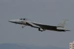旅ライナーさんが、浜松基地で撮影した航空自衛隊 F-15J Eagleの航空フォト(写真)